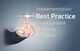 "Virtual Touchscreen ""Best Practice"""
