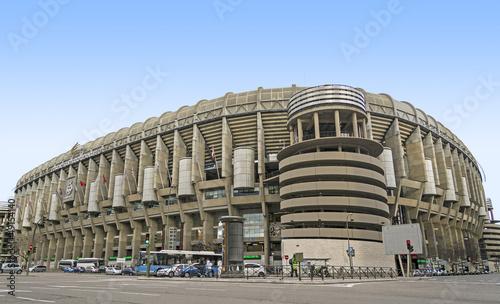Tuinposter Stadion Santiago Bernabeu Stadium