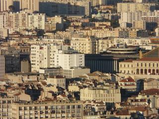 Dichtbebauung, Marseille