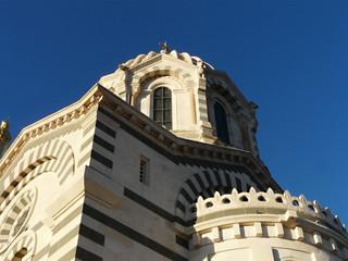 Notre-Dame de la Garde, Marseille, France