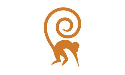 Logo singe