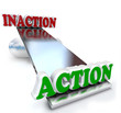 Action Vs Inaction Words on Balance Comparison