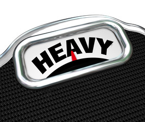 Heavy Word on Scale Measuring Weight or Mass