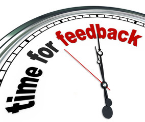 Time for Feedback Clock Input and Responses