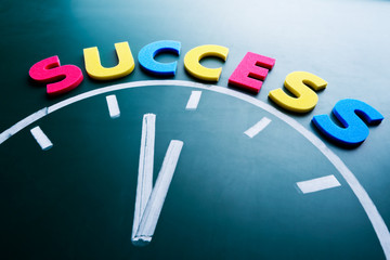 Time to success concept