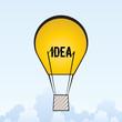 Idea Air Balloon