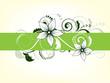 Fototapete Entwerfen - Elemente - Blume