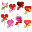 valentine lollipop