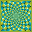 Optical illusion ellipse frame 04