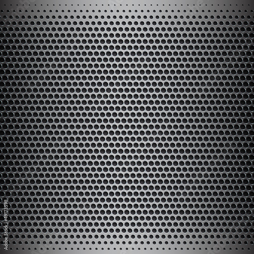 chrome metal surface, background