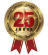 25 Jahre - Jubiläum