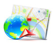 Global navigation concept