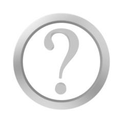 question icon chrome