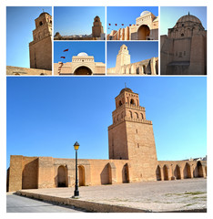 The Great Mosque of Kairouan - Tunisia, Africa