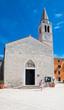 Cosmas and Damian Church. City Fazana. Croatia.l