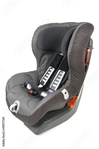 Isolated Safety Car Seat