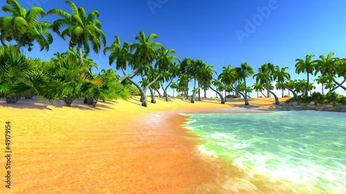 Hawajski raj