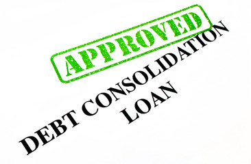 Approved Debt Consolidation Loan