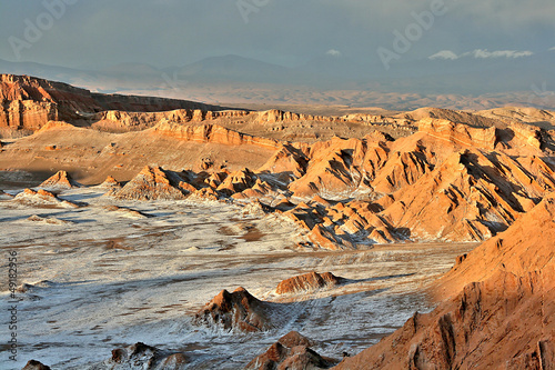 Atacama desert, Chile - 49182956