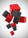 Fototapeta sztuka - tło - Obrazy 3D