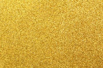 glittering golden
