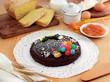Torta sacher - Sacher cake