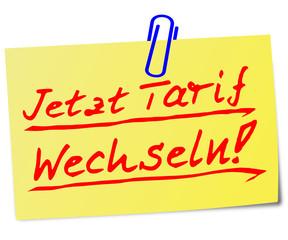 Jetzt Wechseln Post it gelb  #120204-svg03
