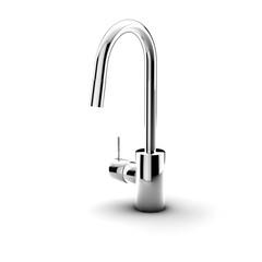 Clean simple faucet