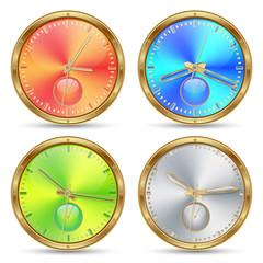 Vector clocks set