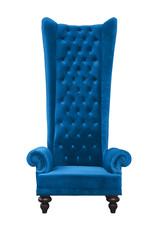 high backrest armchair