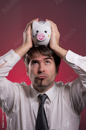 Pig on the Head