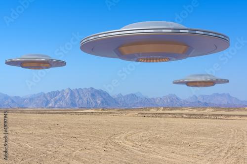 canvas print picture ufo