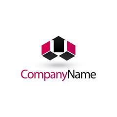 Logo cube 3D