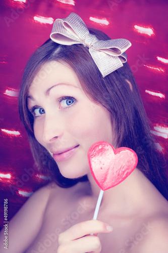 valentine portrait