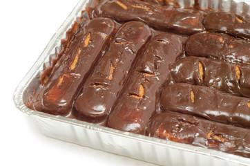 Savoiardi al cioccolato