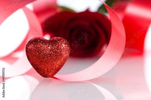Tape,rose,flower,love