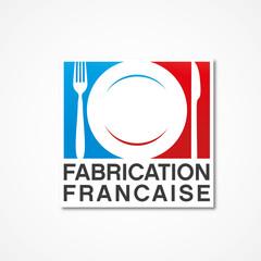 label restaurant Français