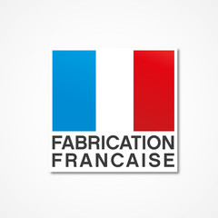 Fabrication francaise, label