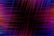 Purple and blue striped background