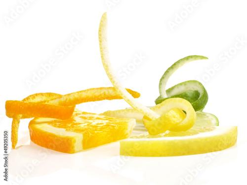 Fruchtige Dekoration