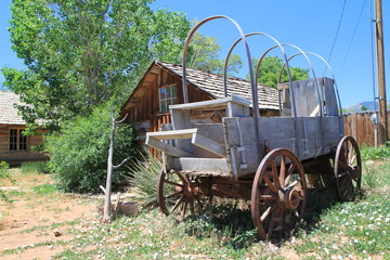 Carro del Vecchio West