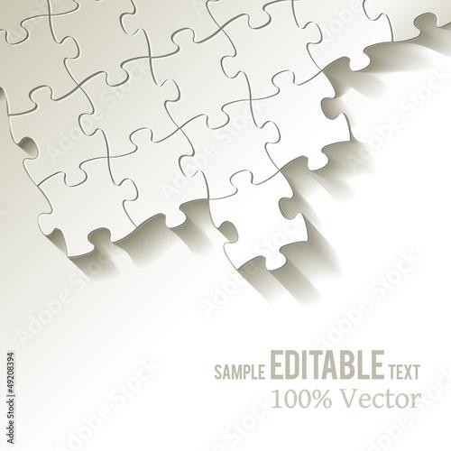 Puzzle Hintergrund Textur Puzzlestücke