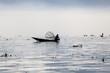 Myanmar, Inle lake, fishing