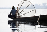 Myanmar, Inle lake, fishing