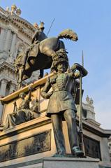 Monumento equestre a Carlo Alberto - 1861