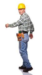 walking carpenter