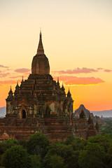 Sulamani Paya, Bagan, Myanmar.