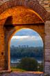 Time gate at Kalemegdan fortress