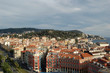 View over the Nice, France