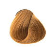 lock of hair color